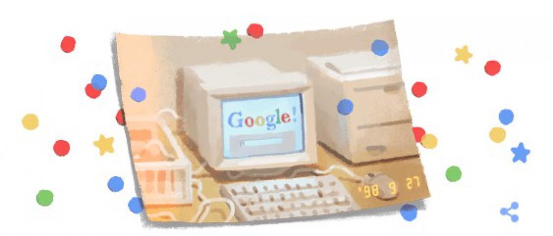 С Днем Рождения, Google! Интересные факты из истории компании