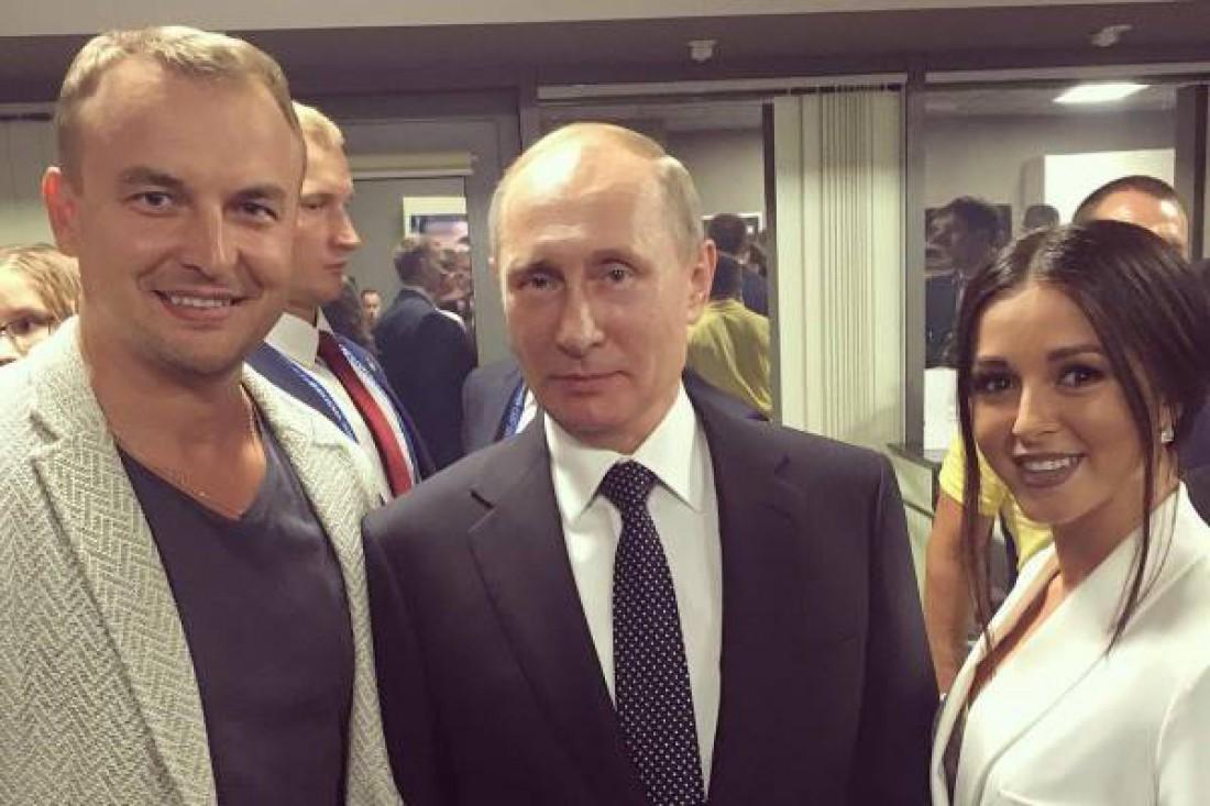 Игорь Сивов, Владимир Путин, Нюша