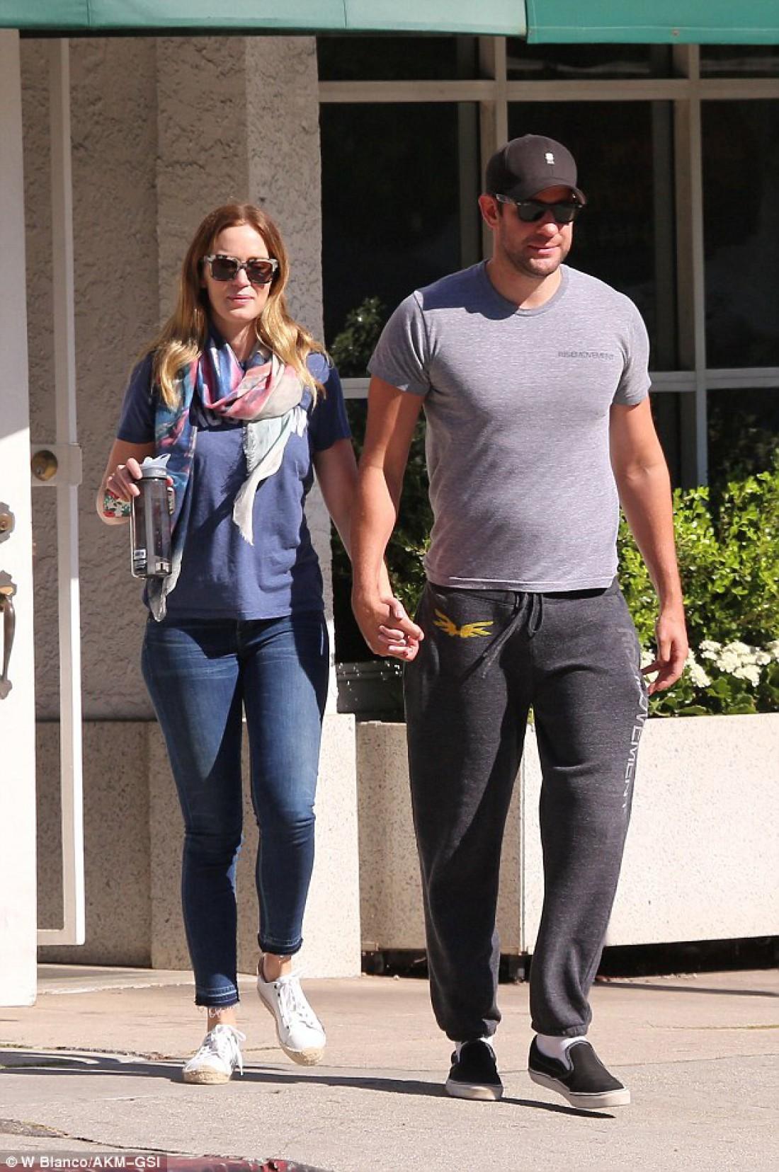 Эмили с мужем