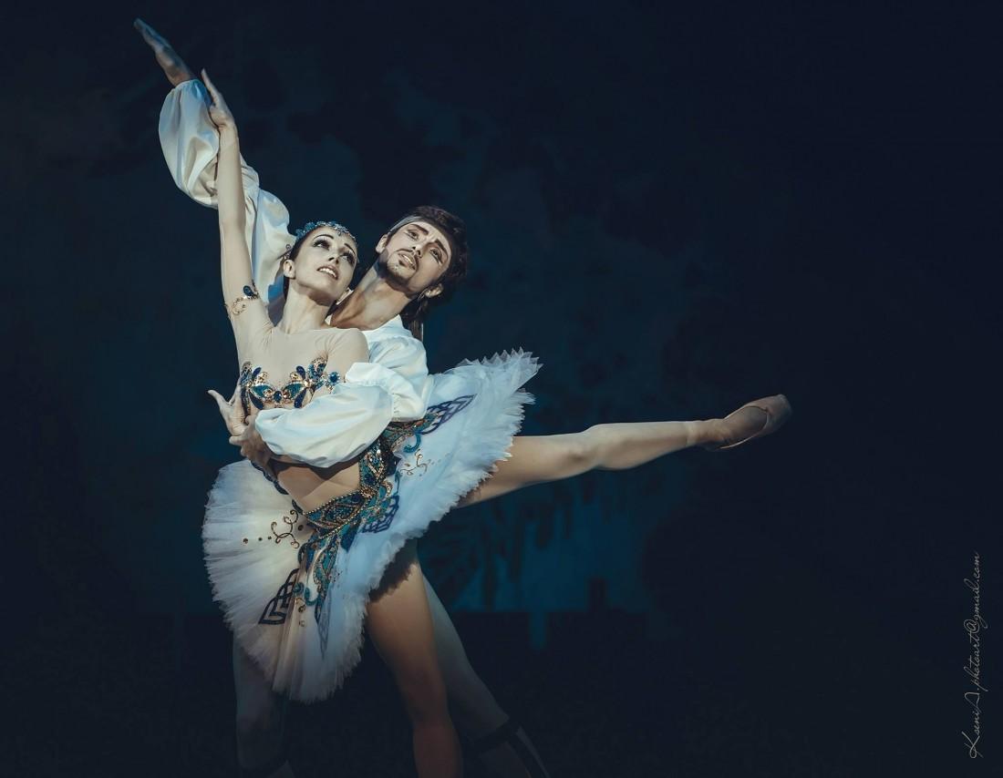 Александр Стоянов и Екатерина Кухар