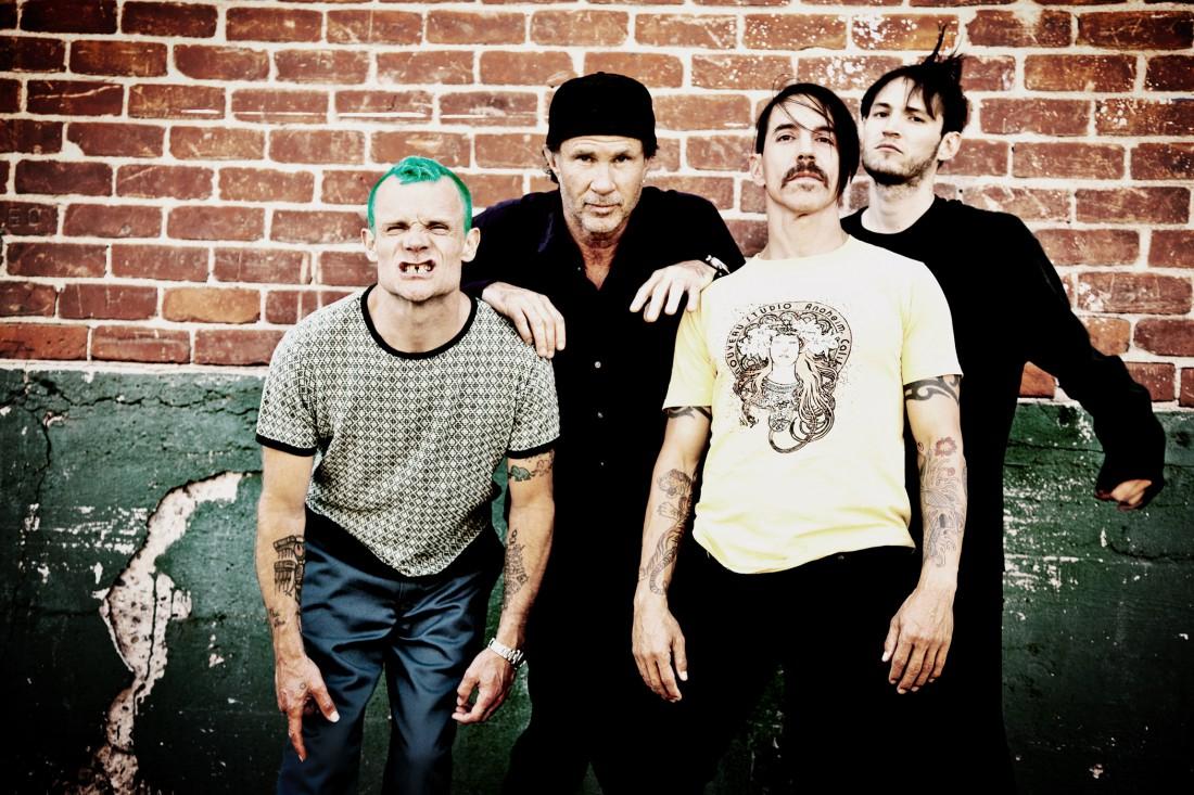 Red Hot Chili Peppers уже отменили ближайшие концерты
