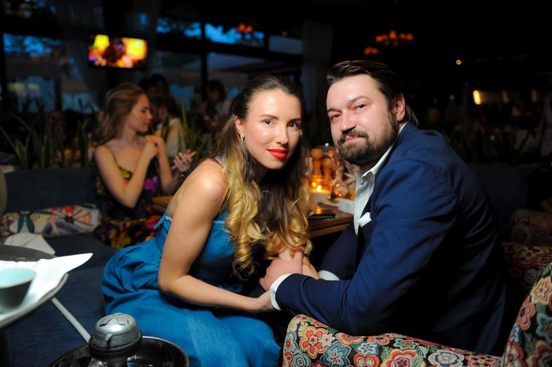 Андрей Ющенко и Елена Безуглая