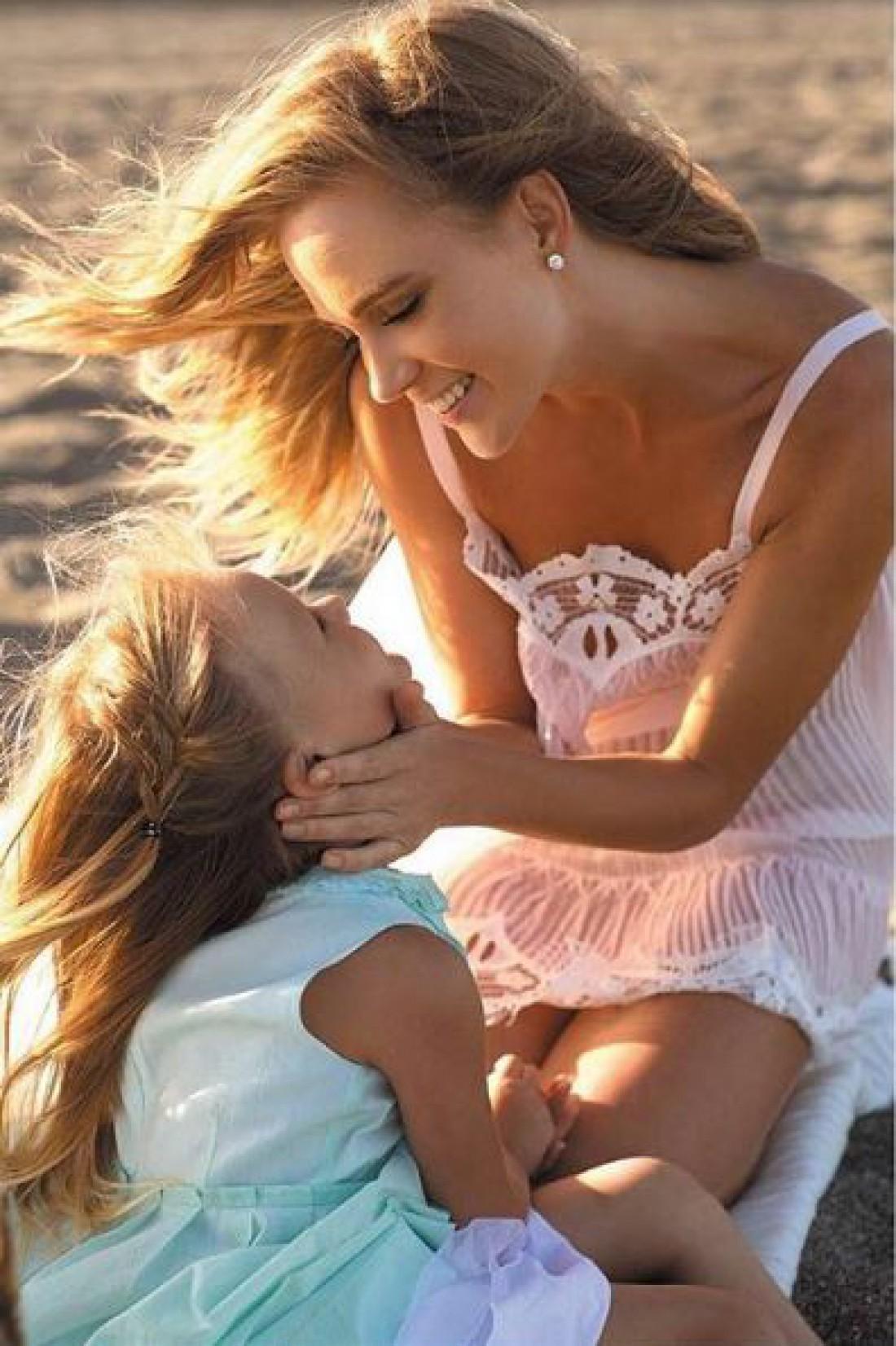 Глюкоза с дочерью