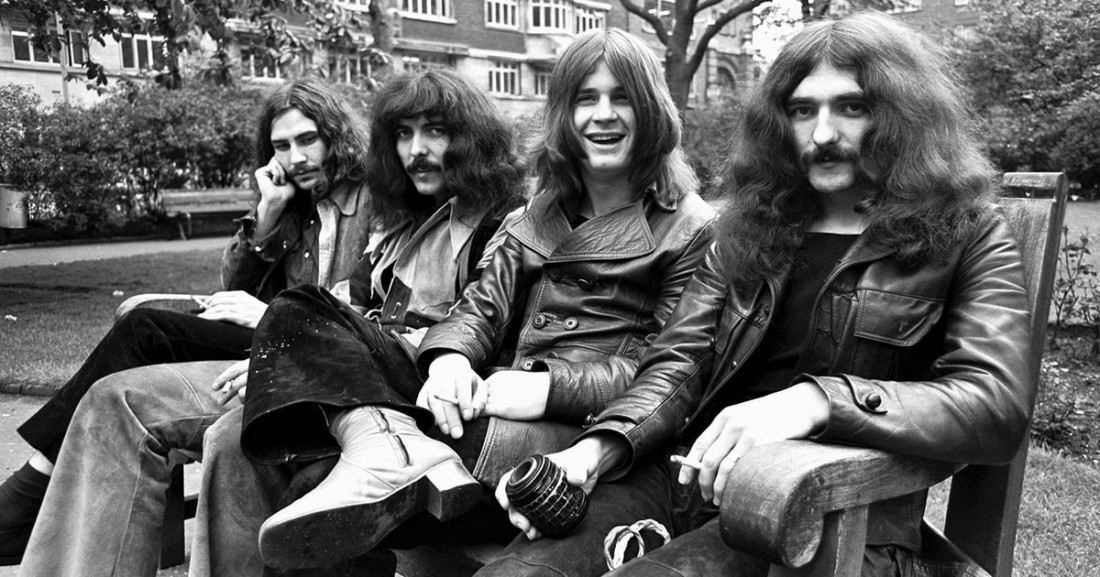 Black Sabbath, начало