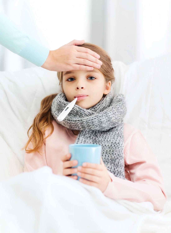 Не игнорируй первые признаки простуды