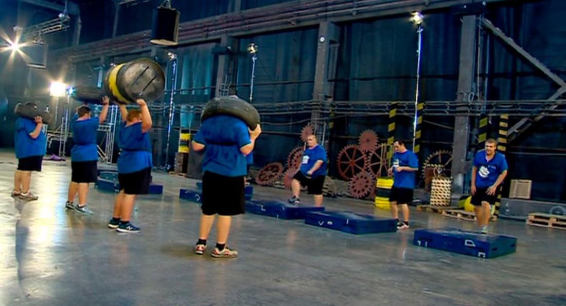 Зважені та щасливі 6 сезон: Аркадий придумал собственную систему тренировок