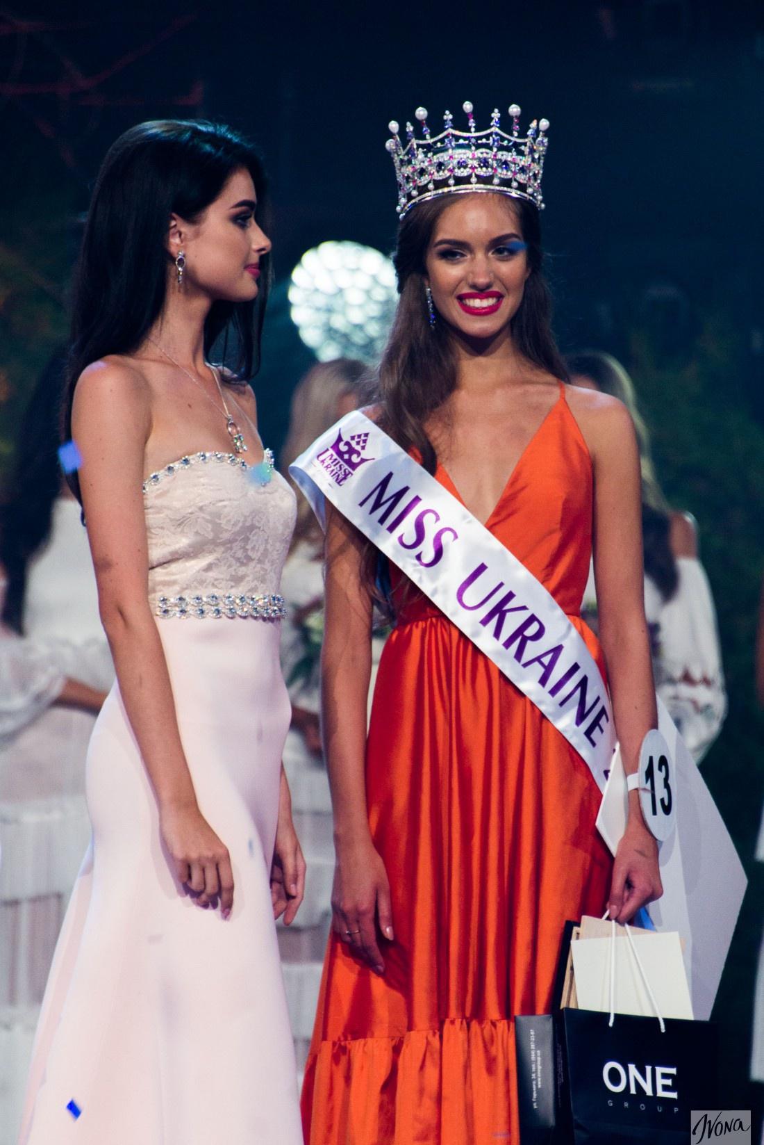 Александра Кучеренко стала Мисс Украина 2016