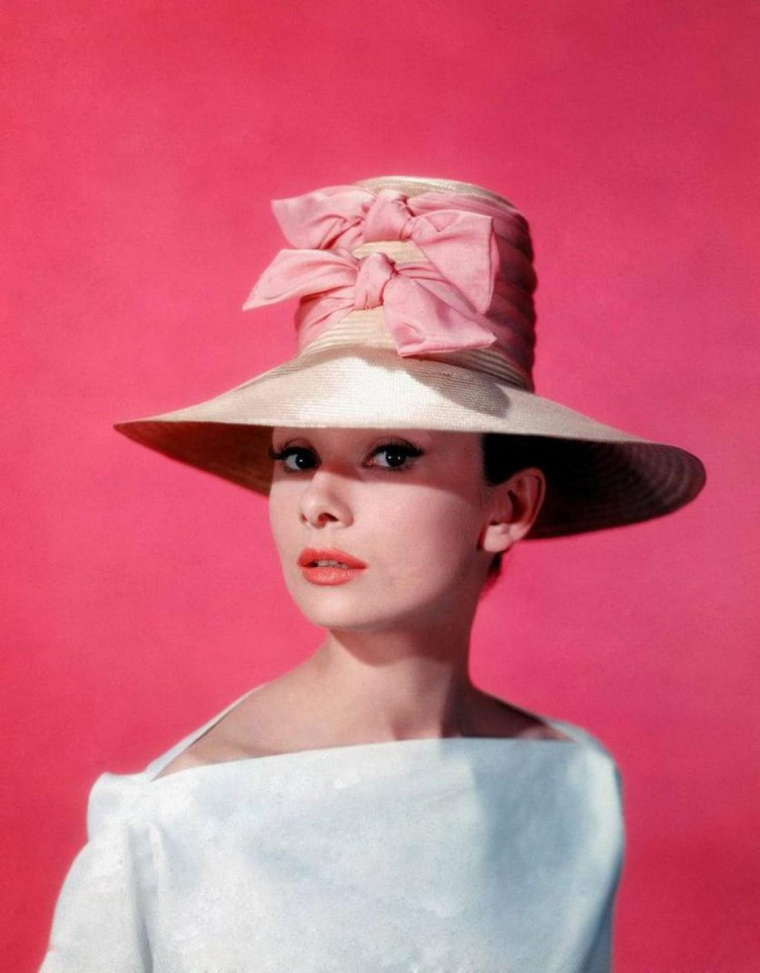 Одри Хепберн считается идеалом женской красоты