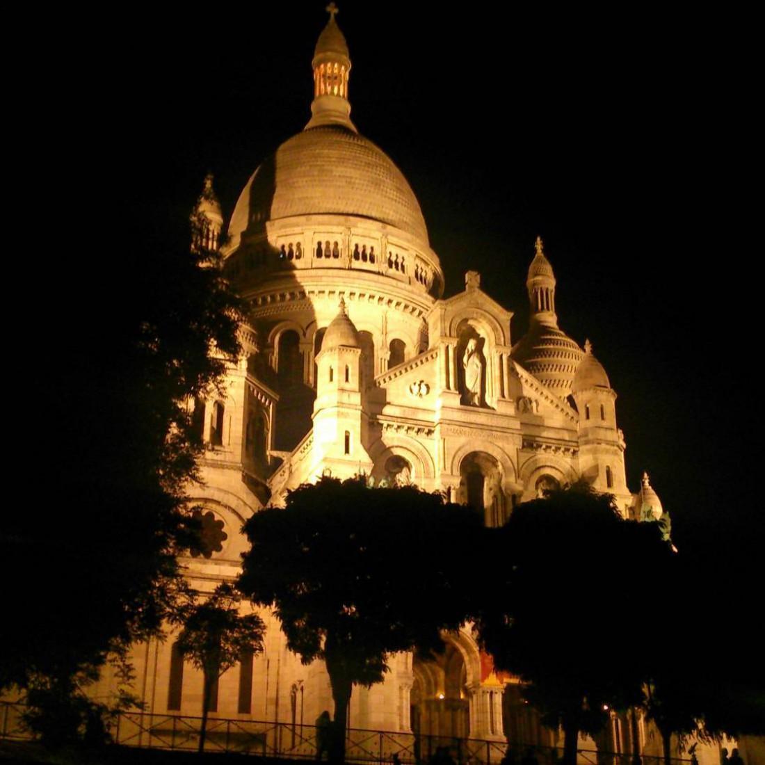 Секс тур по парижу