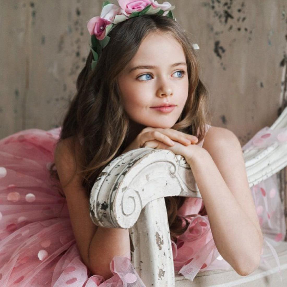 10-летняя Кристина Пименова смогла обогнать по популярности многих мировых топ-моделей