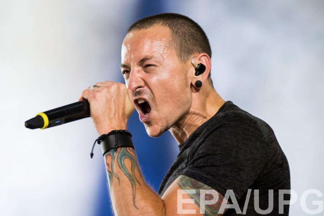 Умер солист и гитарист группы Linkin Park