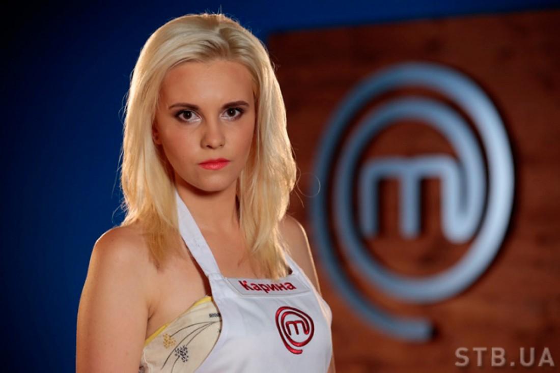 МастерШеф 5 сезон девятый выпуск: Карина Ильченко покинула шоу в девятом выпуске