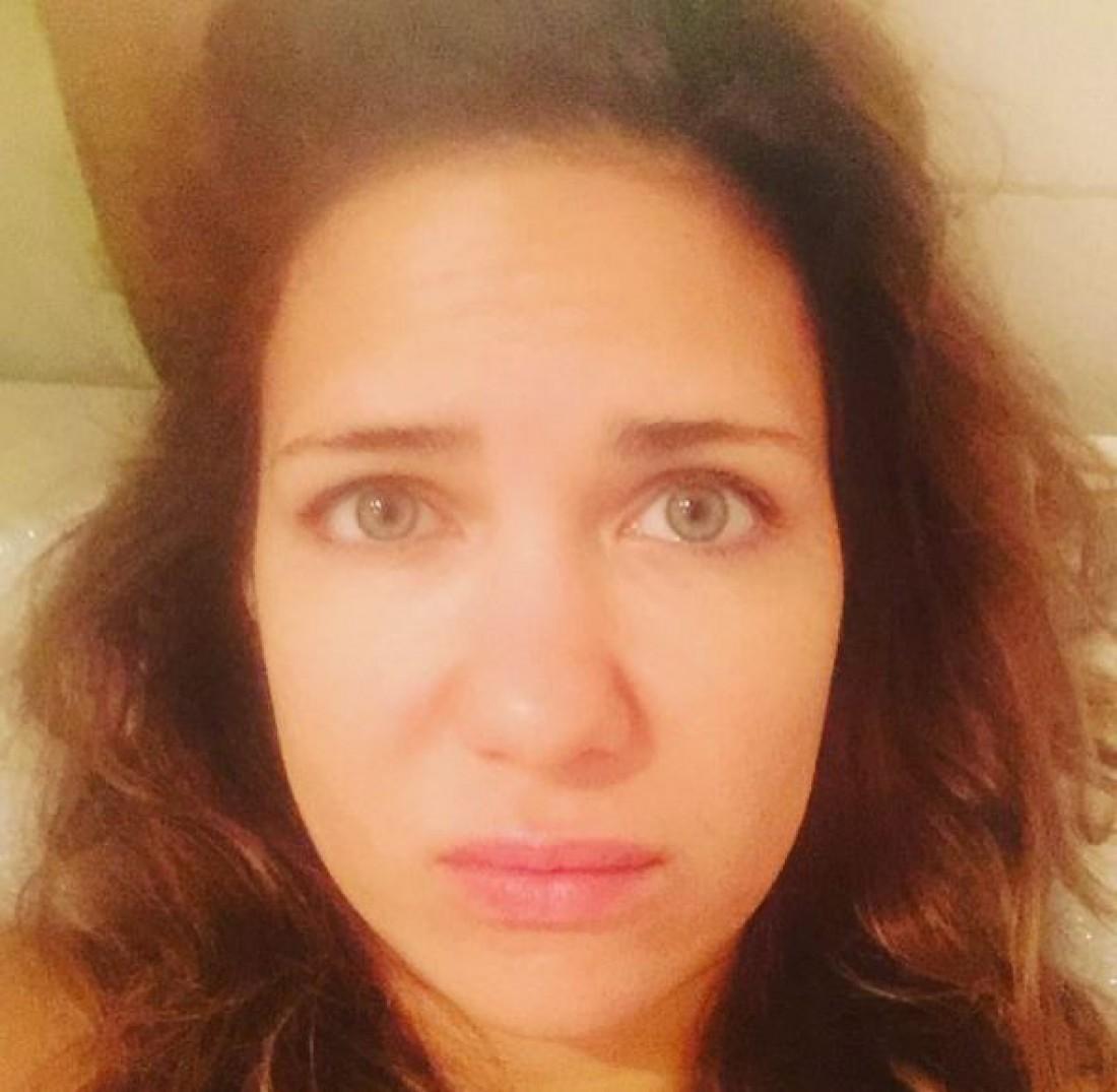Екатерина Климова без макияжа