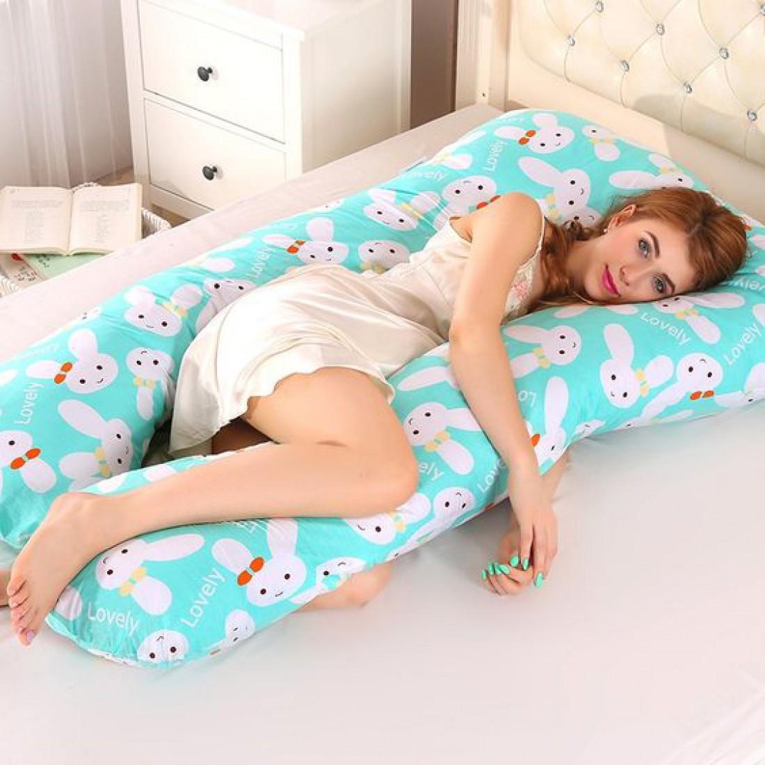 Подушка для беременных - лучший подарок