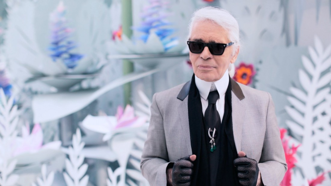 Карл Лагерфельд станет приглашенным редактором французского Vogue