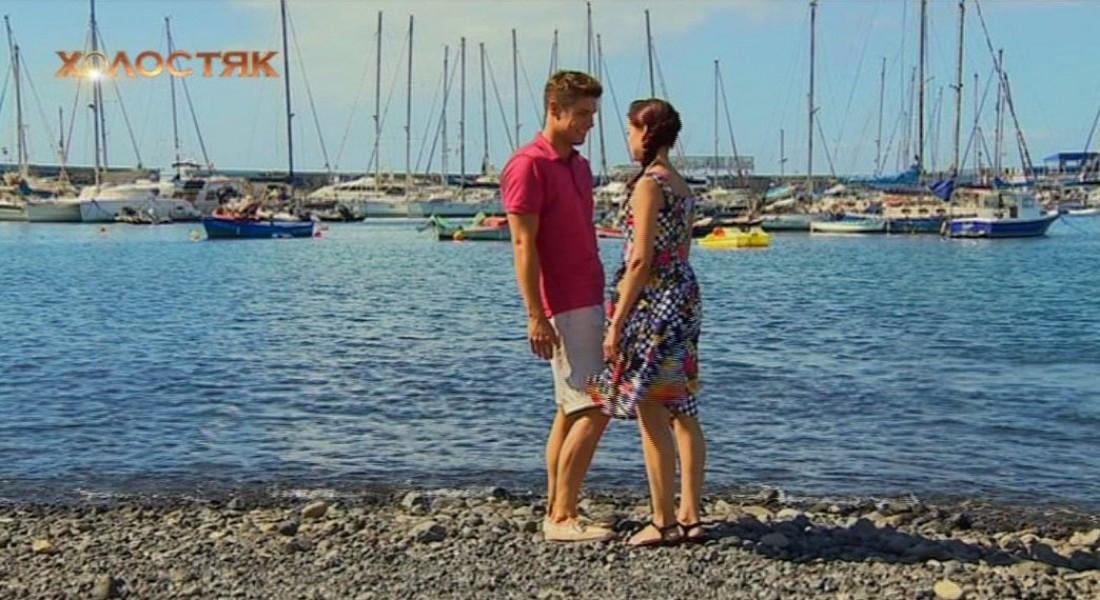 Холостяк 7 сезон седьмой выпуск: Лида и Дмитрий