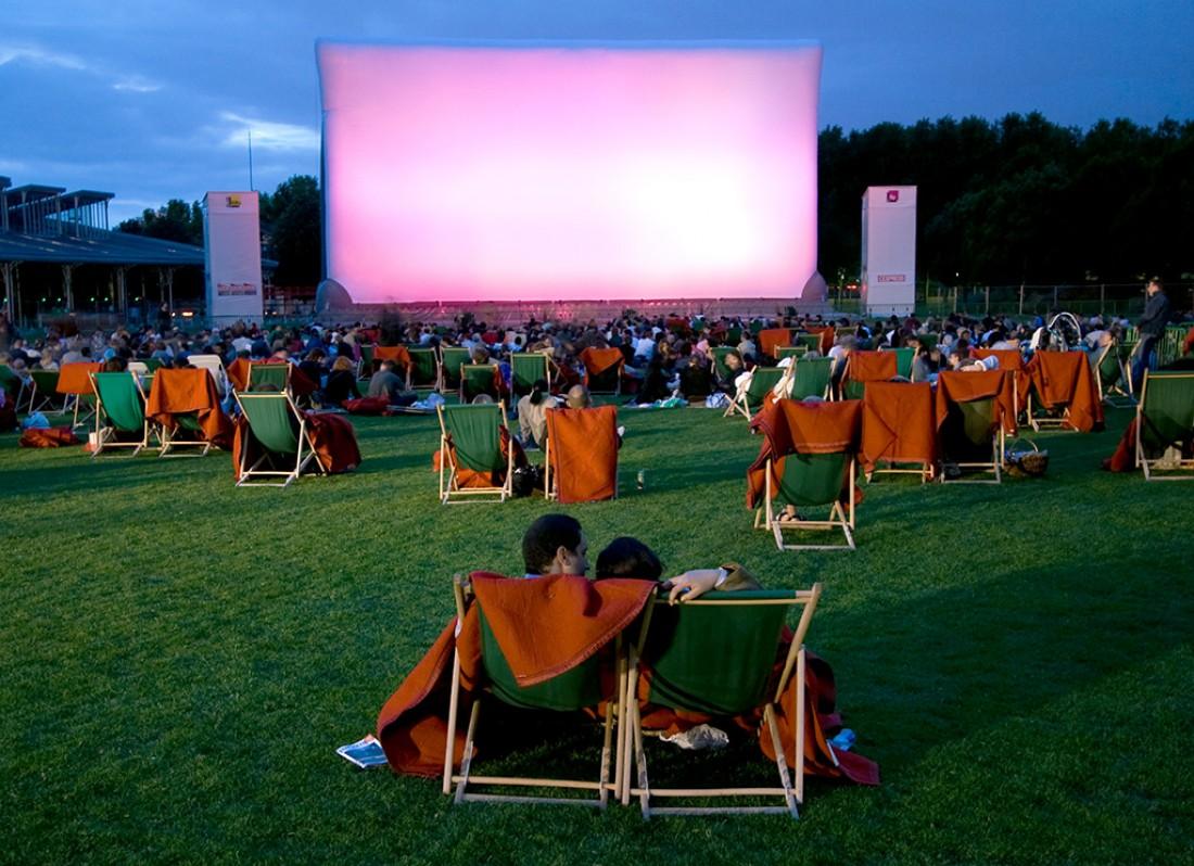 Кино под открытым небом