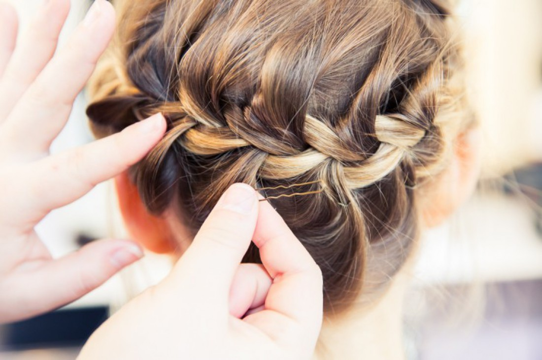 Фото мастер класс по плетению волос