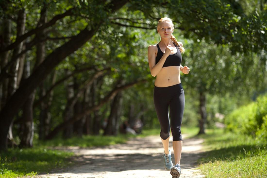 Как бегать в парке чтобы похудеть