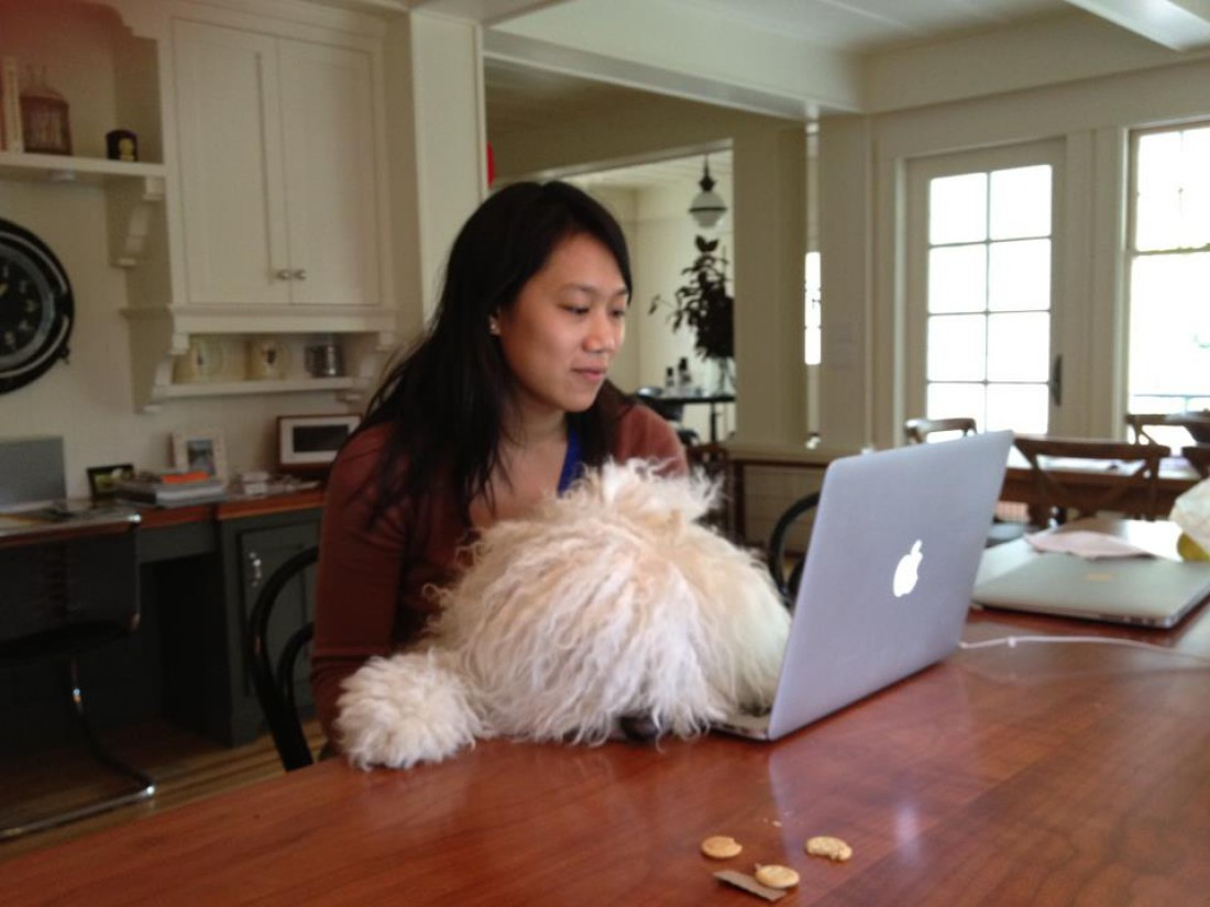 Жена Цукерберга – Присцилла Чан – положительно влияет на новоиспеченного супруга
