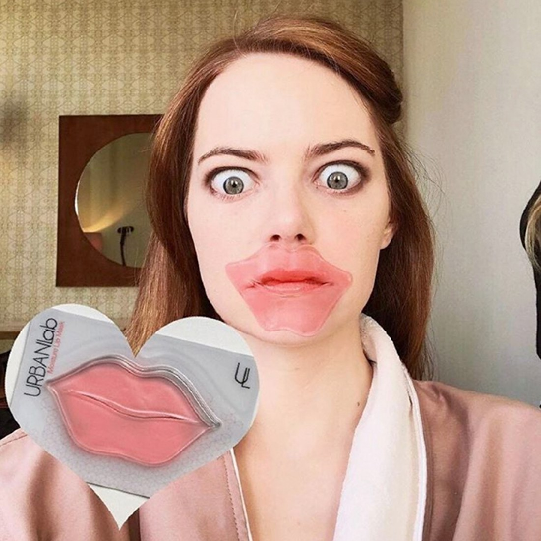 Пухлые губы – тренд, который появился благодаря Анджелине Джоли