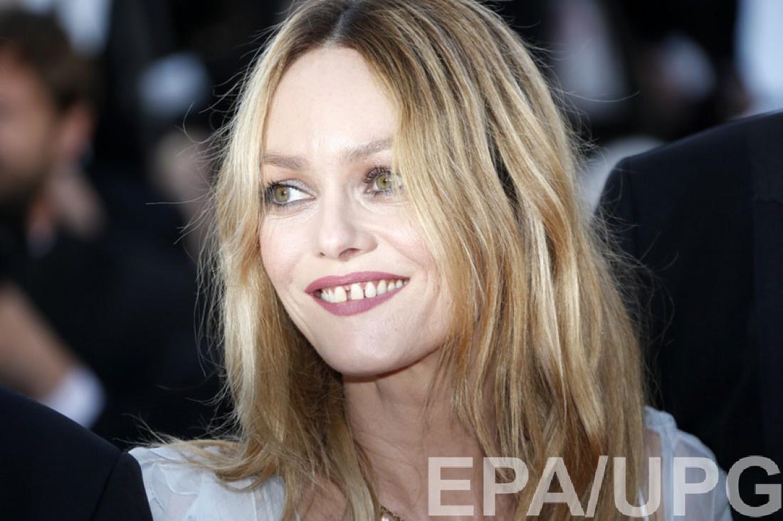 Ванесса Паради прибыла вДнепр для съемок украинского фильма