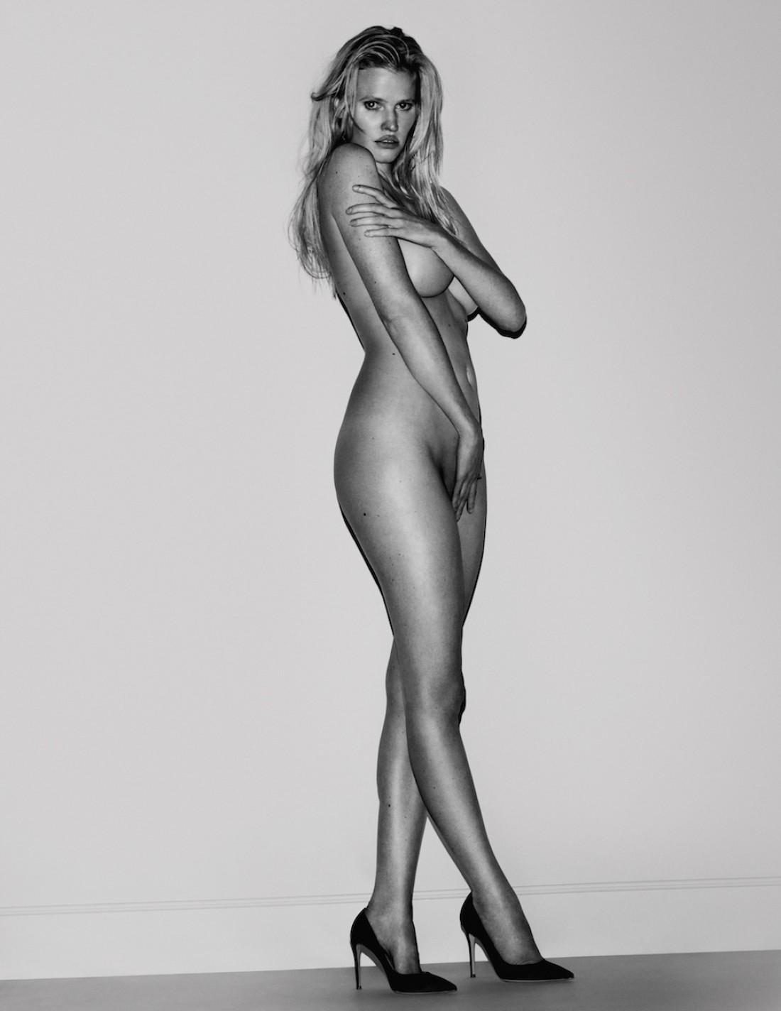 Лара Стоун для Vogue Netherlands