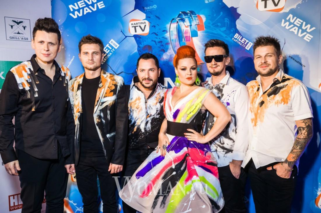Новая волна 2015: Группа Guru Groove Foundation (Россия)