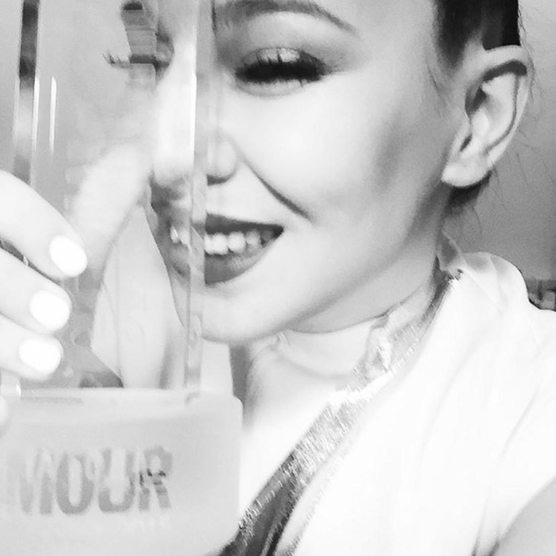 Елка получила звание Певица года в России