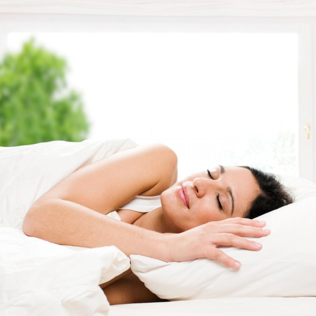 Сон нагишом улучшает состояние кожи