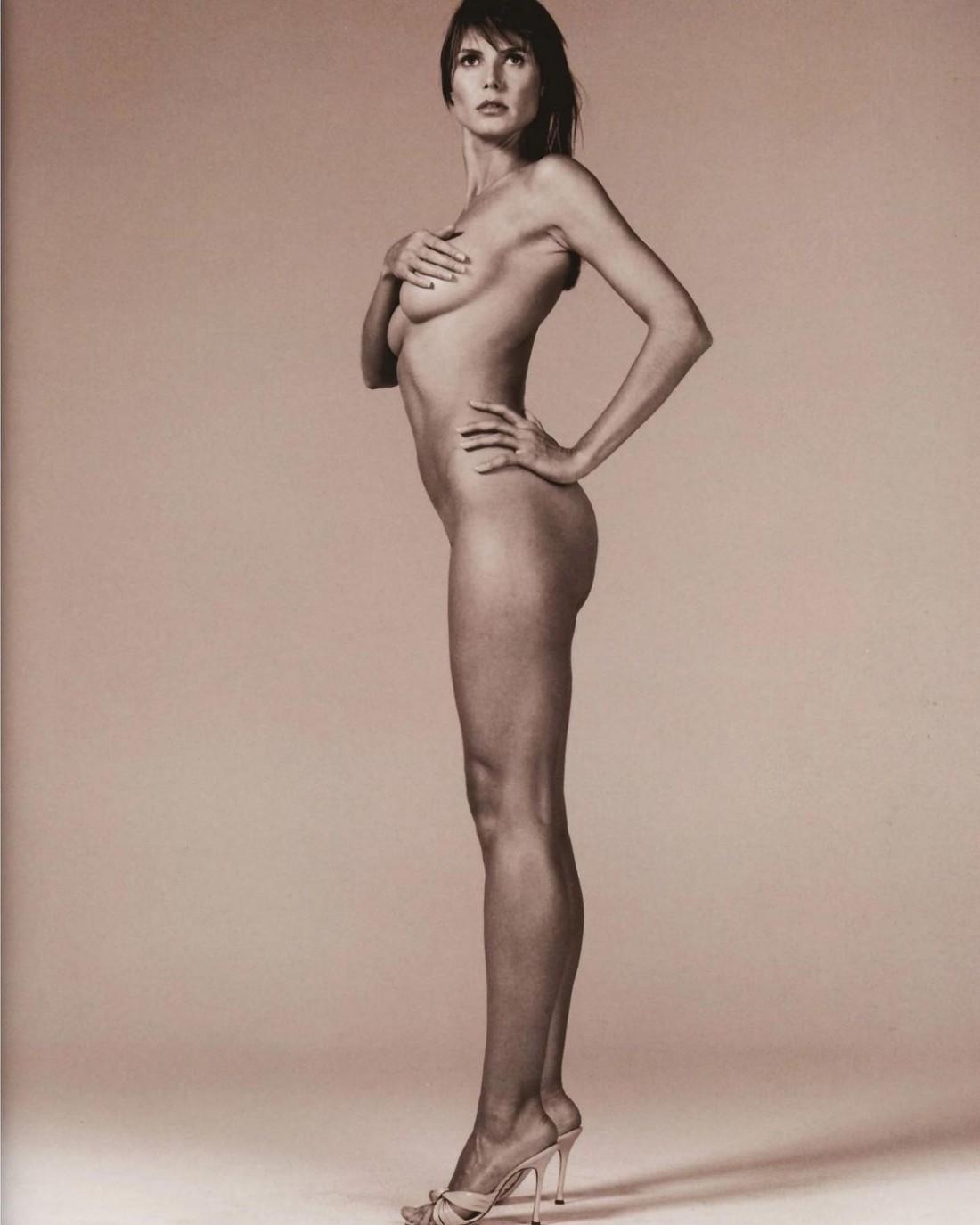 Хайди Клум взбудоражила Сеть голым фото