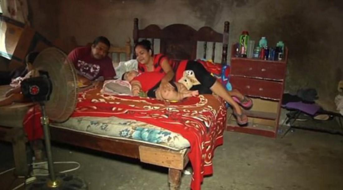 10-месячный малыш из Мексики Луис Мануэль