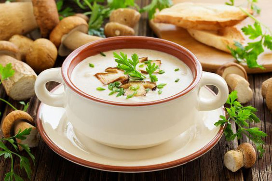 Грибная юшка по-закарпатски: Правильный рецепт с белыми грибами