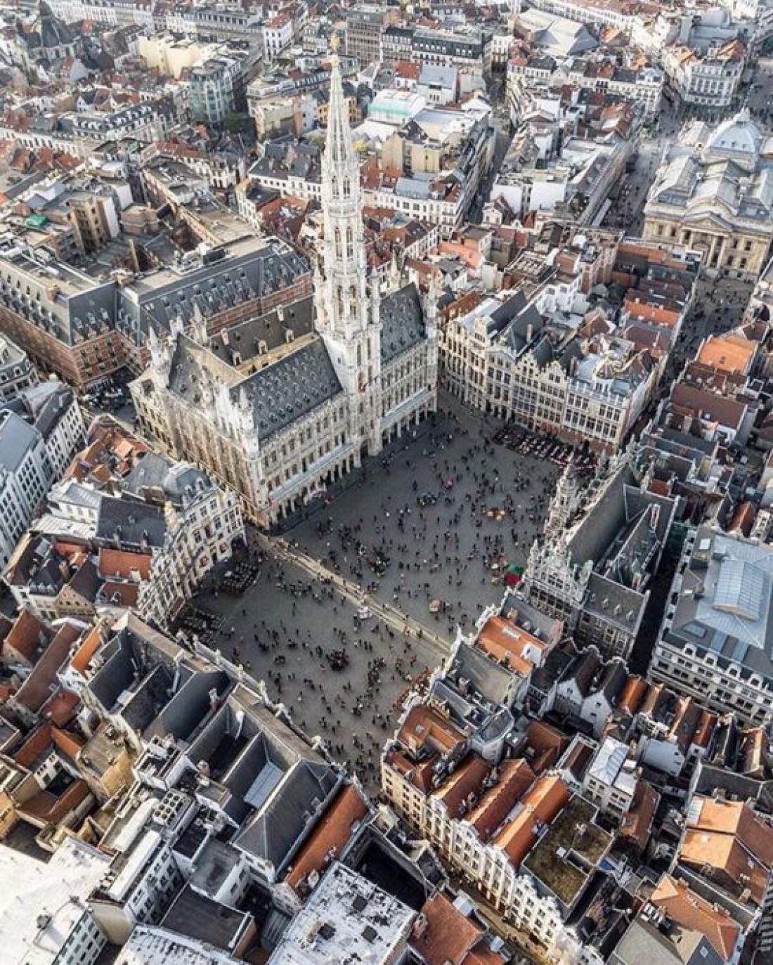 Брюссель - столица и сердце Бельгии