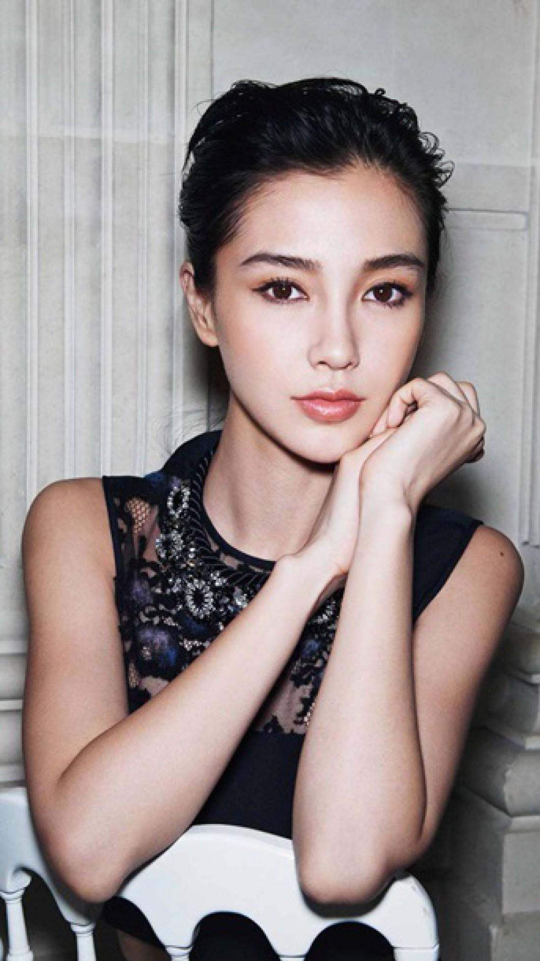 Китайская актриса Ян Вин обязана красивой внешностью своему деду-немцу