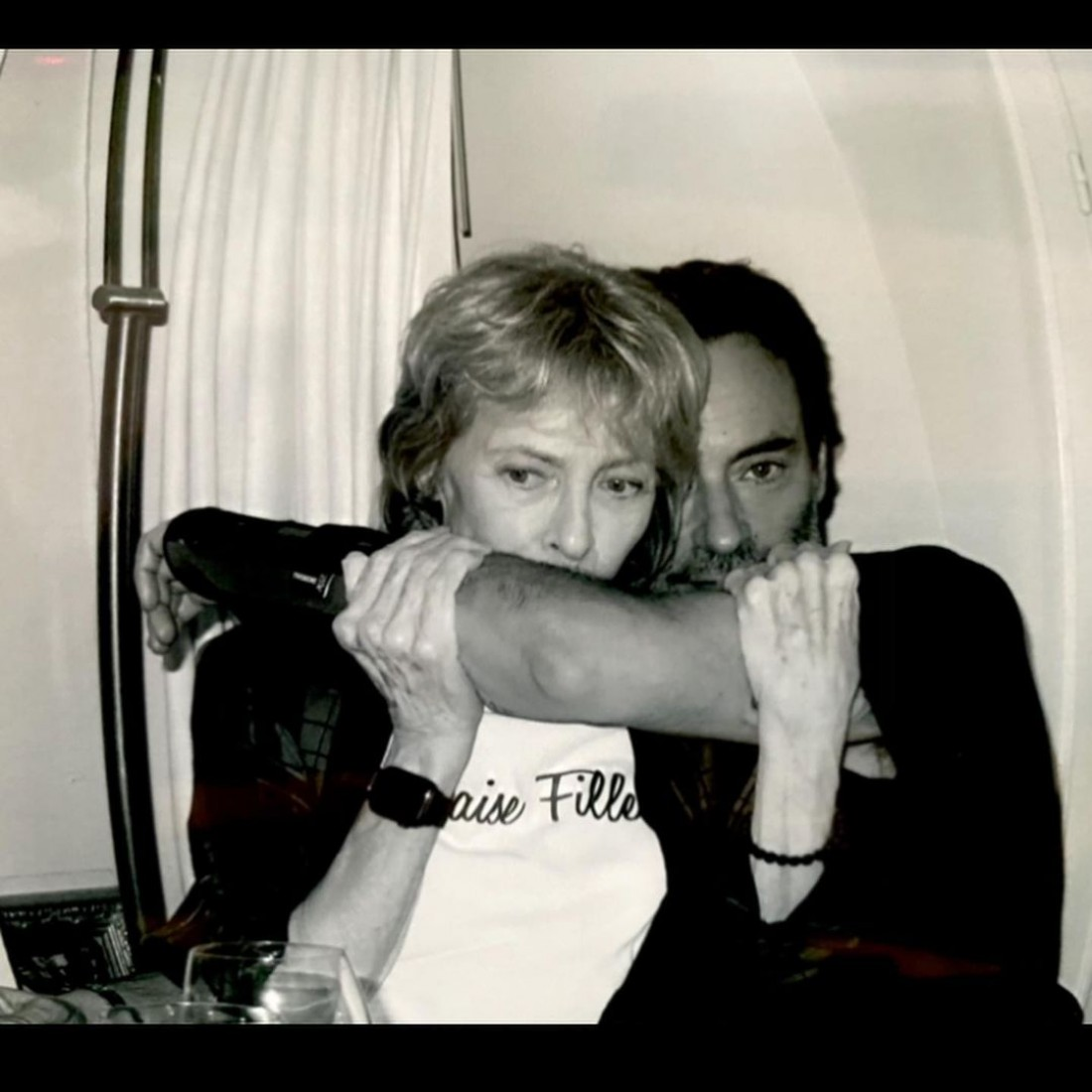 В Париже умерла экс-жена Алена Делона, актриса Натали Делон