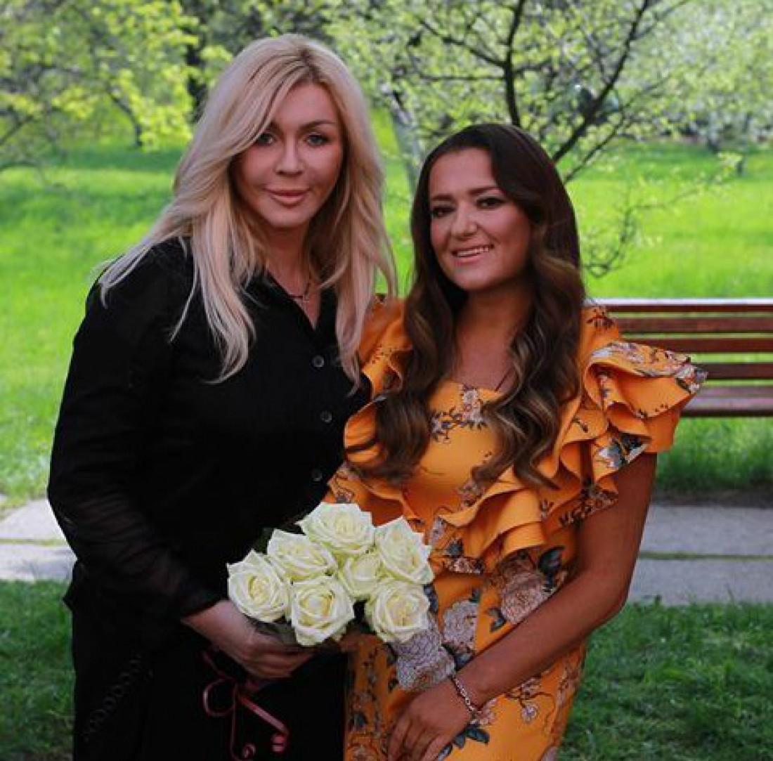 Наталья Могилевская и Ирина Билык