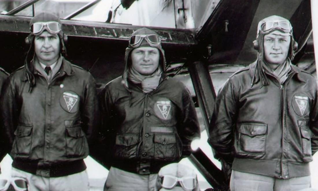 Патчи на форме военных летчиков