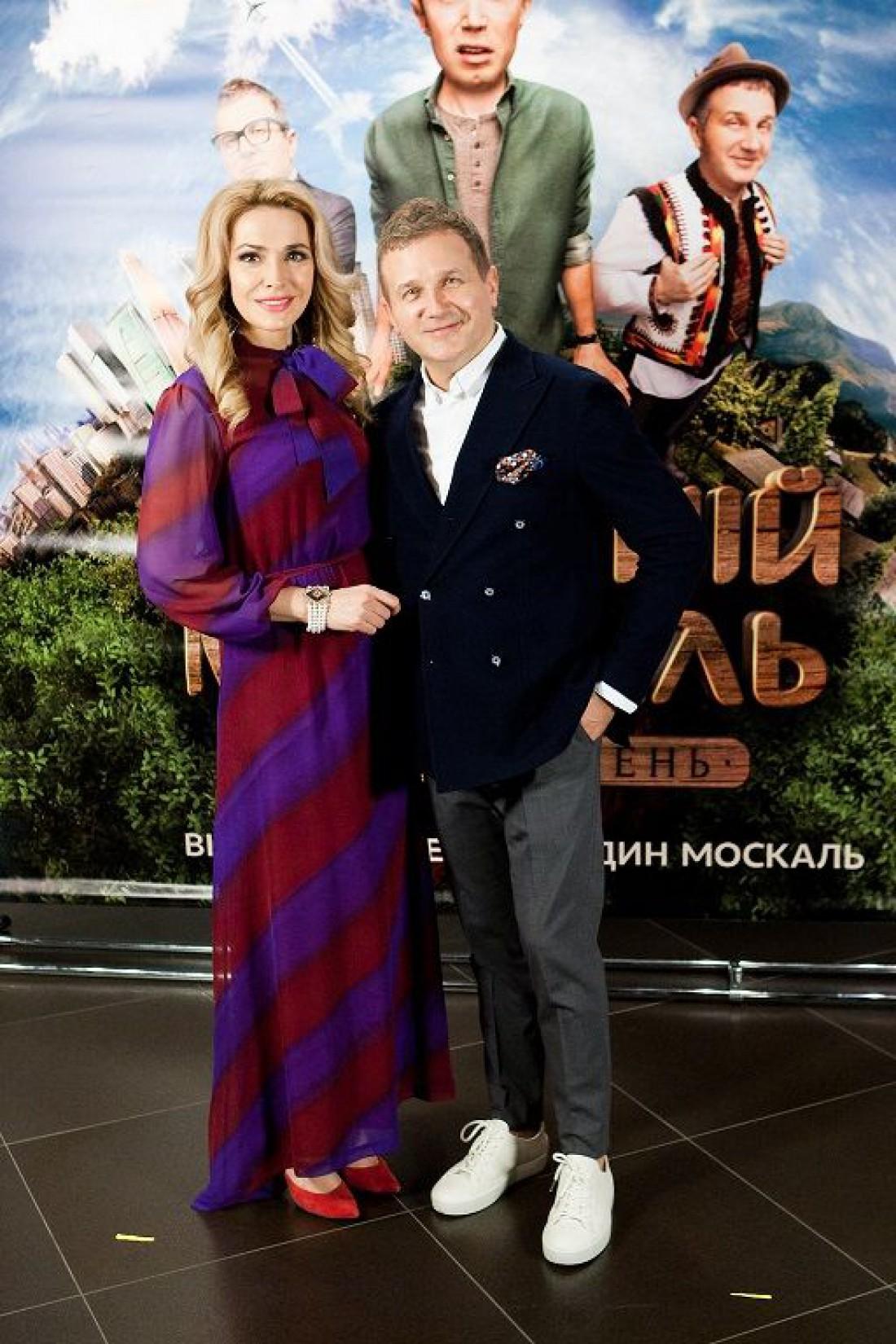 Ольга Сумская и Юрий Горбунов