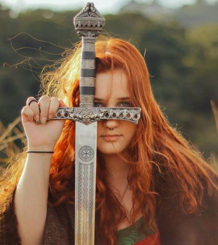 Скандинавские женские имена: история и значения