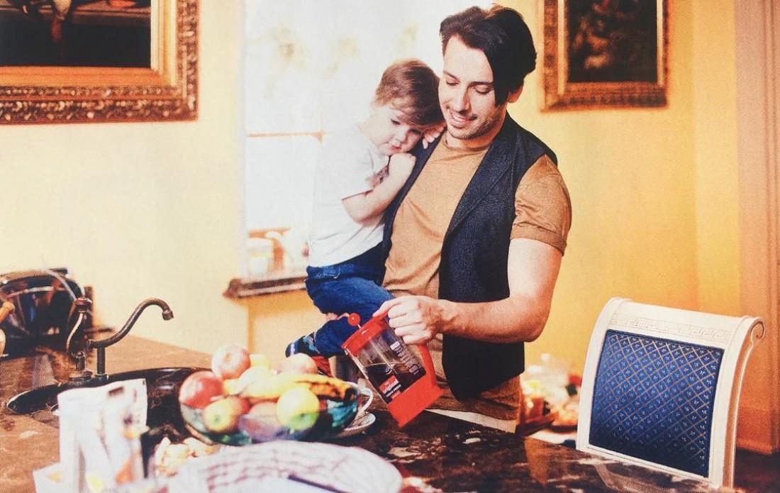 Максим Галкин с Гарри