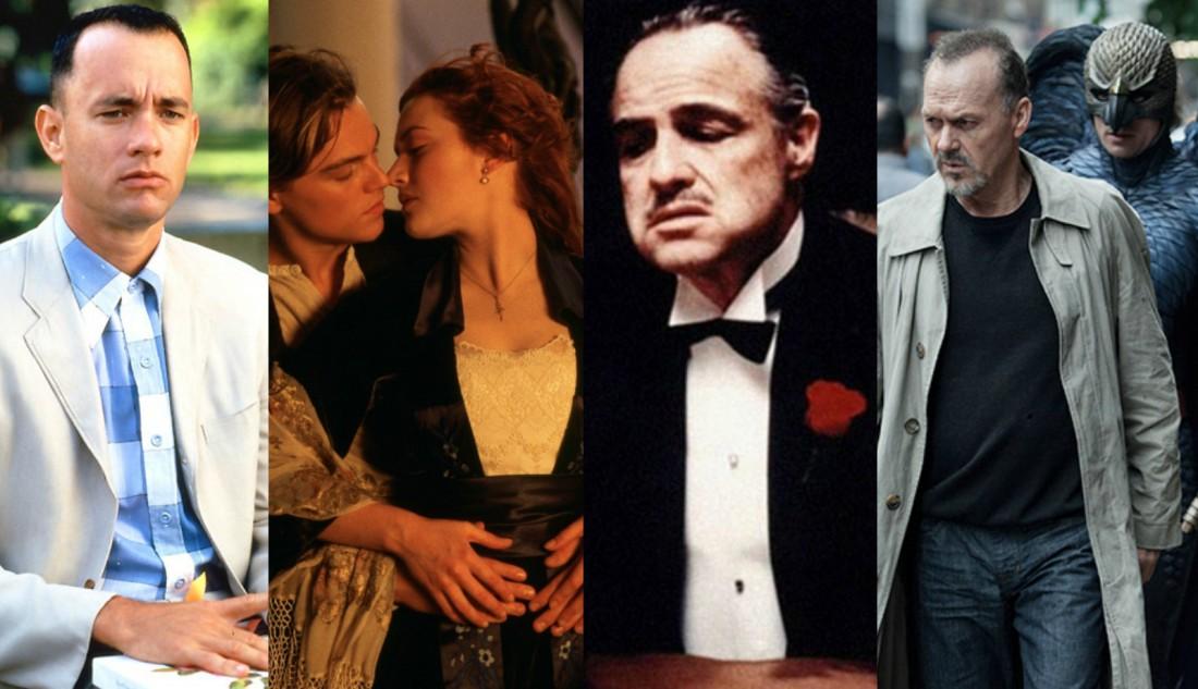 Заключительные сцены из наилучших фильмов «Оскара» соединили водин видеоро ...