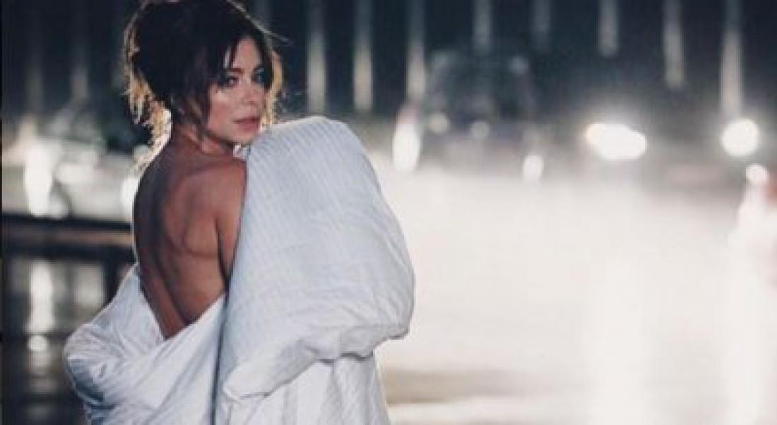 Ани Лорак полностью обнажится в новом клипе