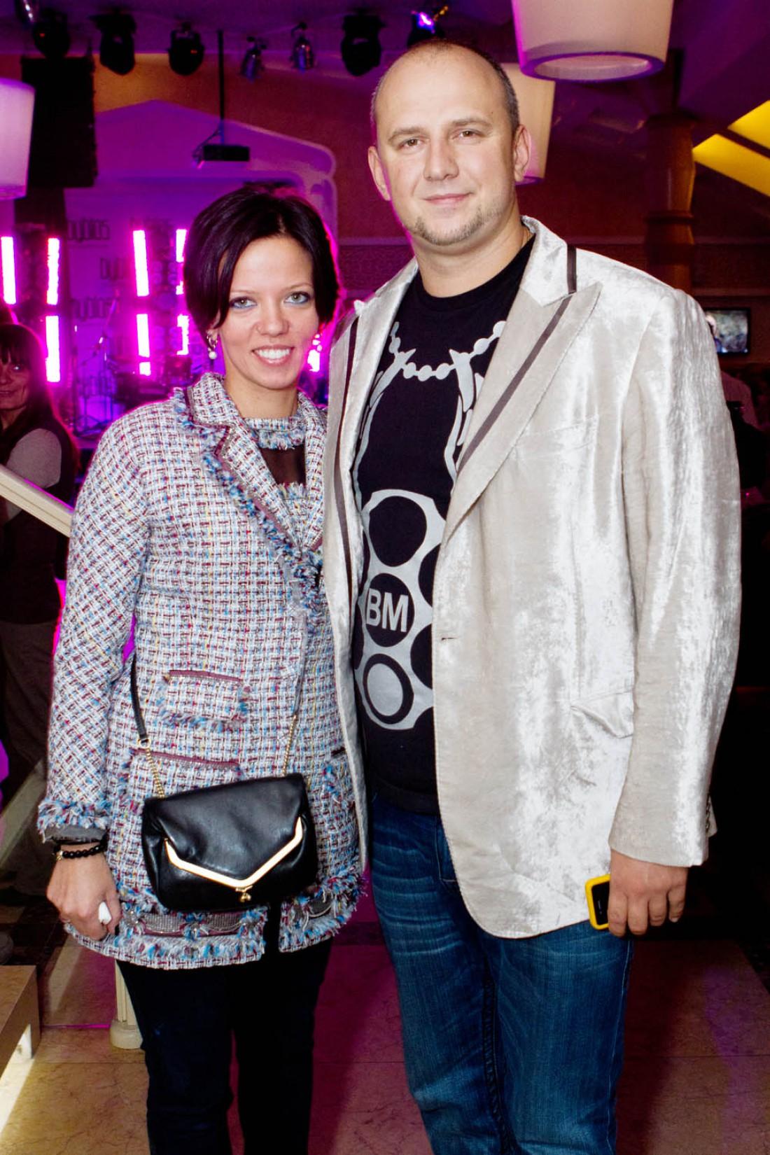 Ирина Горовая и Потап