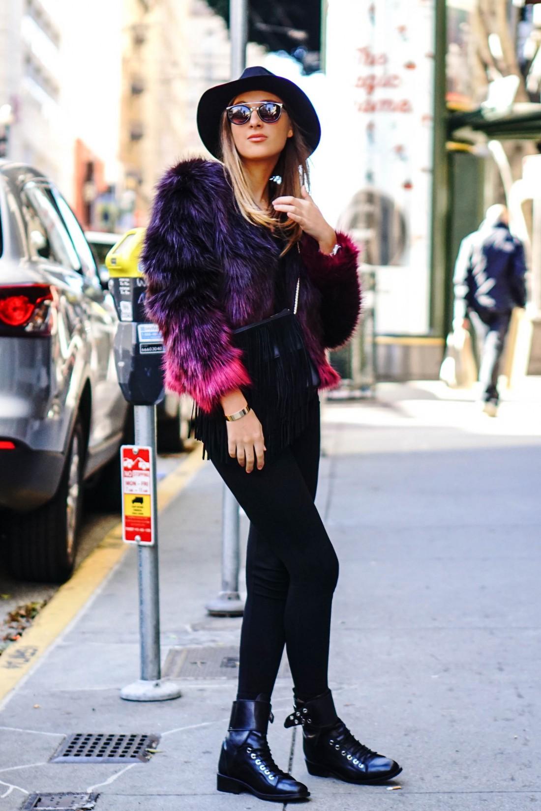 Модный блогер Таня Литковская