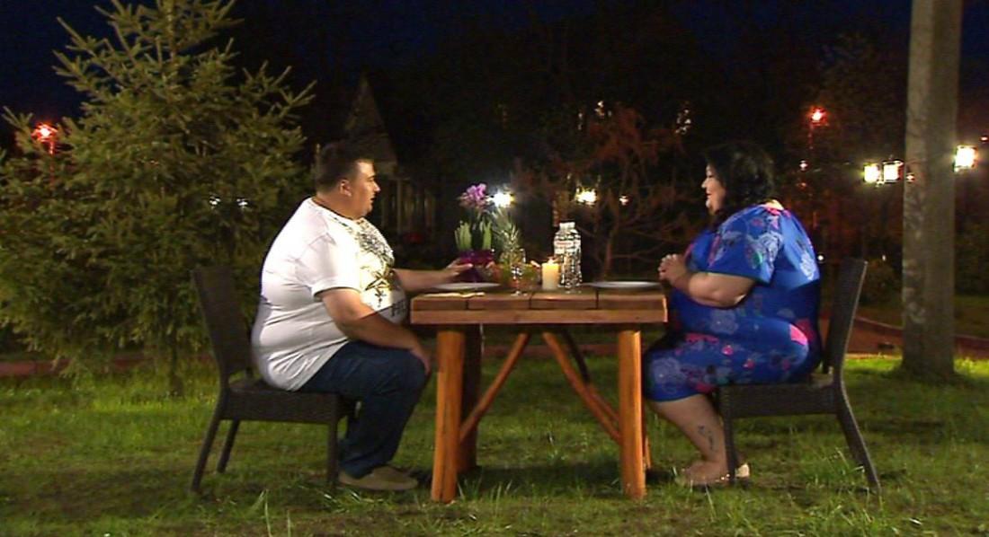 Зважені та щасливі 6 сезон: Ярослав пригласил Анну на свидание