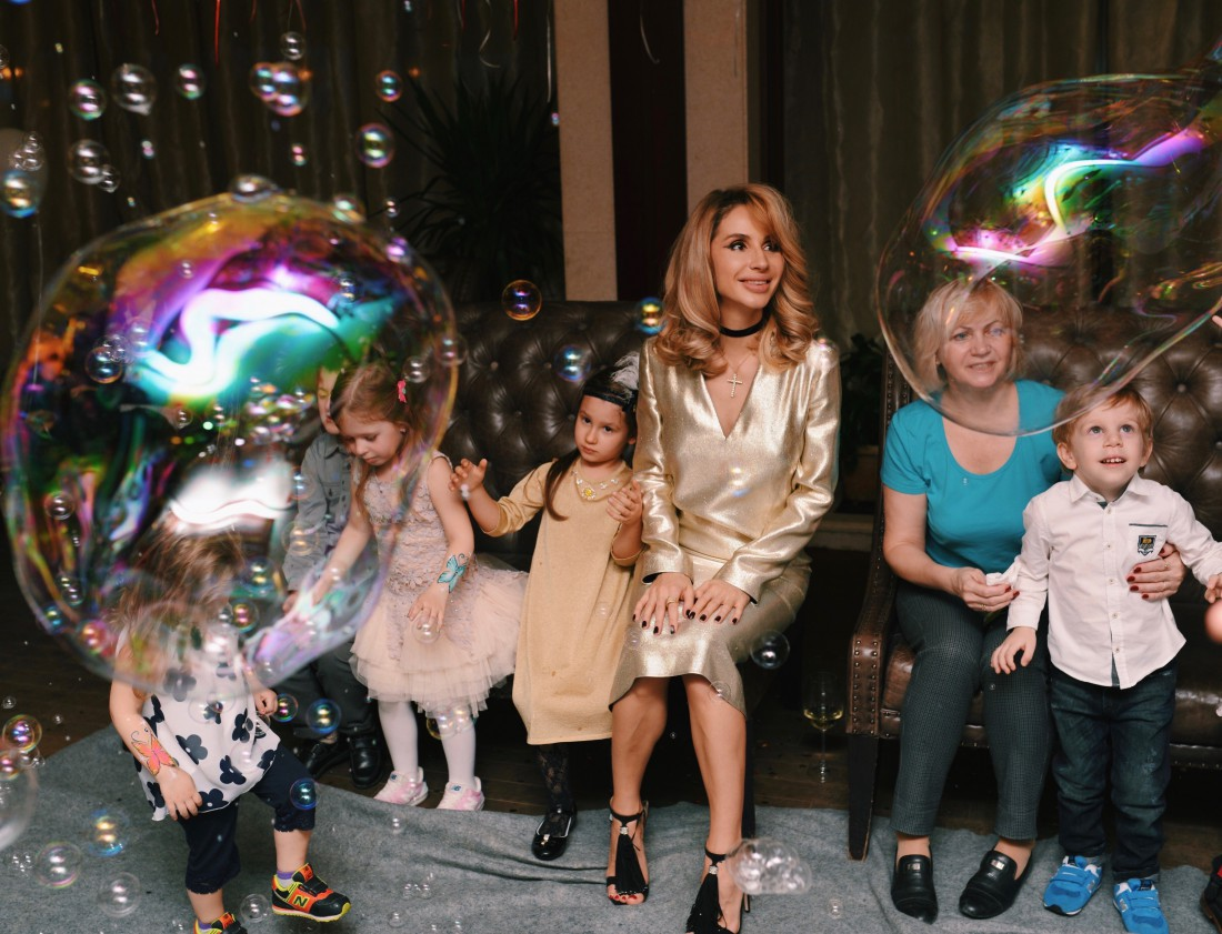 LOBODA отпраздновала день рождения  дочки