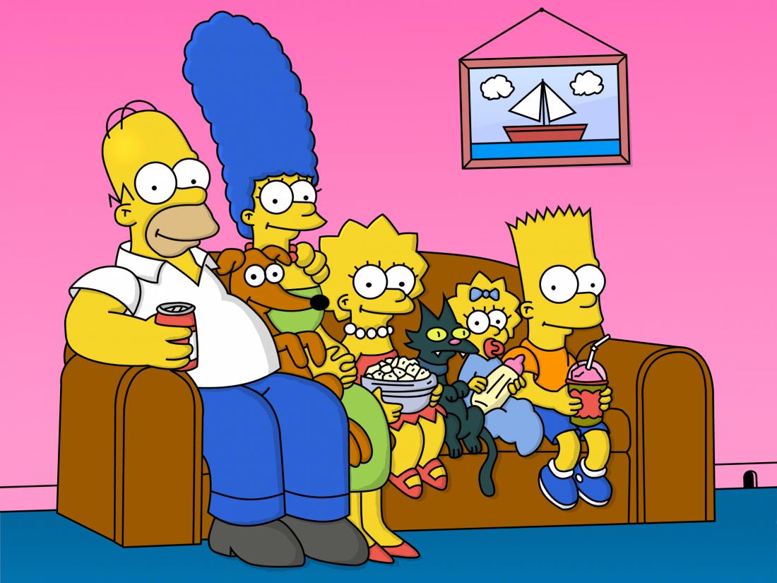 Квест по мотивам мультфильма Симпсоны
