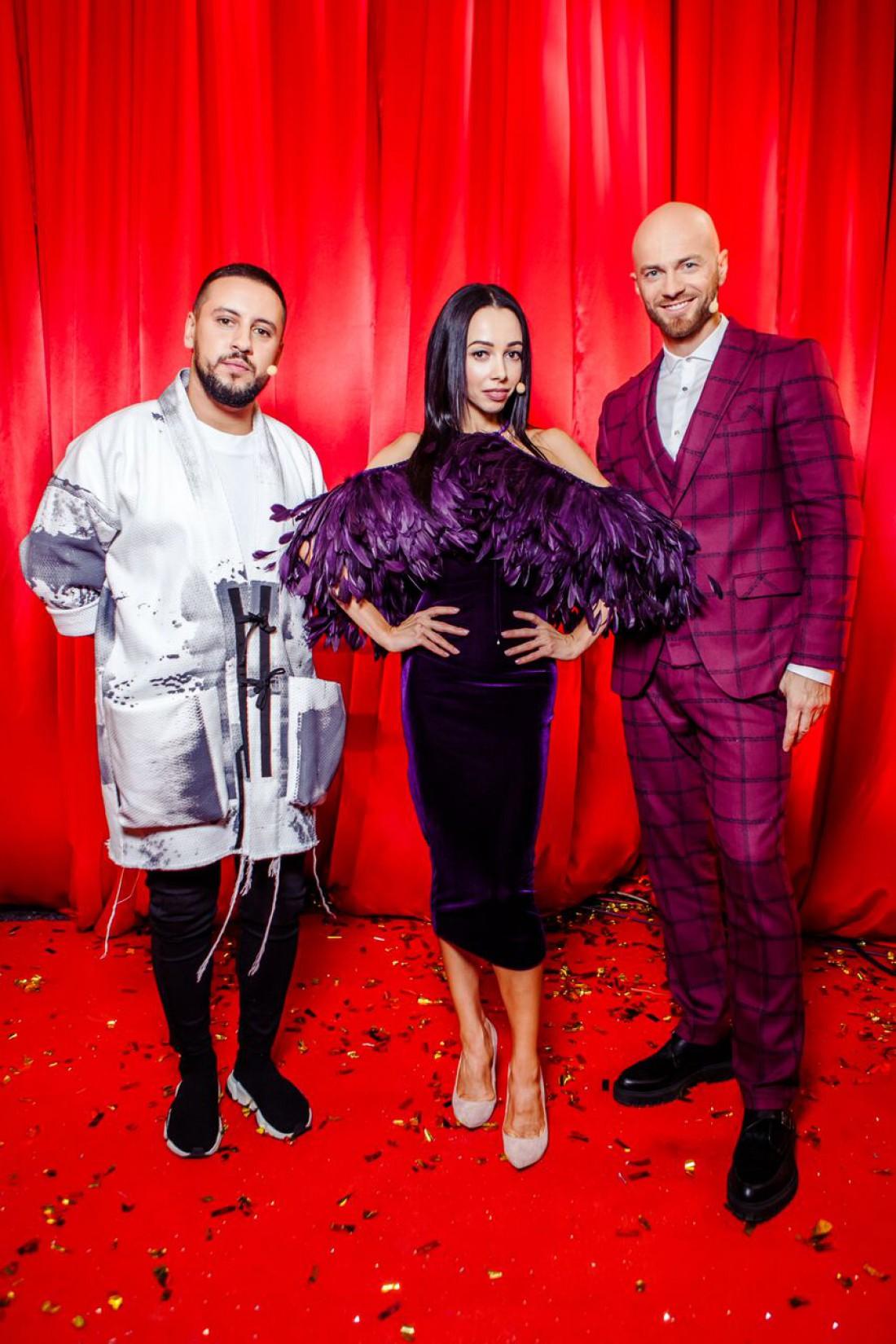Жюри шоу Танці з зірками 2017