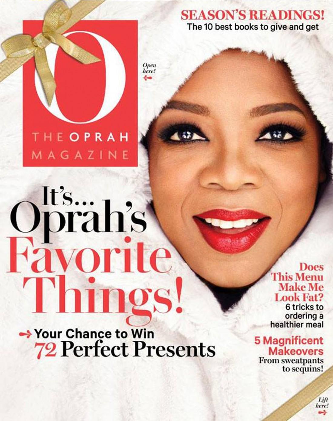 Опра отметила угги в Oprah's Favorite Things
